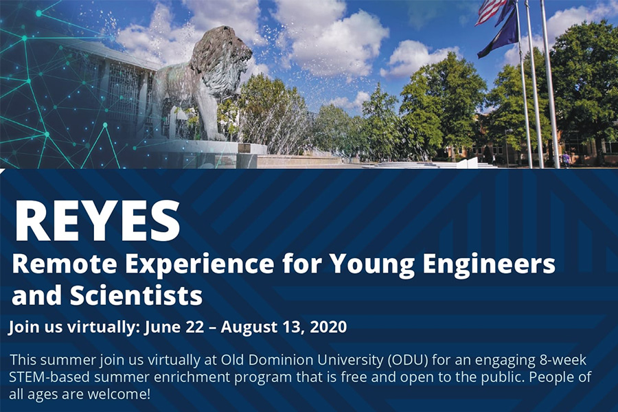 Remote Experience for Young Engineers (REYES)