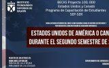 BECA 2017  Programa de Capacitación de Estudiantes SEP-SER Proyecta 100,000 U.S.A. 2017