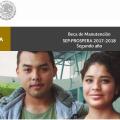 Beca de Manutención SEP-PROSPERA 2017-2018 SEGUNDO AÑO